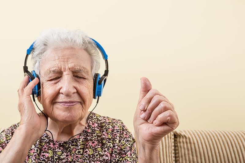 Music Therapy at GardenViewPlano #AssistedLiving #ResidentialCareHome